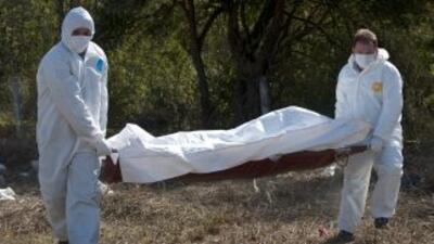 Cuatro jóvenes fusilados en el sur de Monterrey
