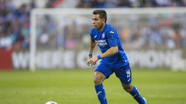 Alex Castro sale de Cruz Azul y jugará con Atlético Nacional