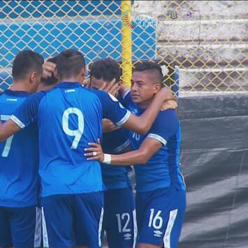 Nunca pierdas de vista el balón, golazo y el 1-0 de El Salvador