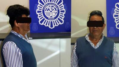 Intentó pasar una libra de cocaína escondida en su peluquín y lo arrestaron en un aeropuerto