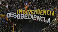 Cataluña y el otoño español