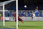 Napoli golea al Udinese en el Estadio Diego Armando Maradona 5-1 en la Serie A. Insigne, Di Lorenzo, Hirving Lozano, Fabián Ruiz y Zielinski le dieron la victoria a los locales, mientras que Stefano Okaka anotó el único tanto para los visitantes. Los de Gatusso cerca de amarrar un puesto para la Champions League.