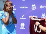 Mara Gómez, la primera futbolista trans en debutar profesionalmente en América Latina