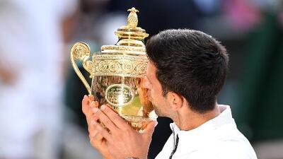 Majestuoso campeón: Djokovic vence a Federer en ÉPICA Final de Wimbledon