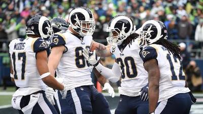 Los Angeles Rams jugará en México el partido NFL de 2018