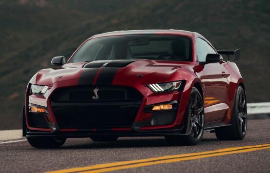 Primer Vistazo : Ford Mustang Shelby GT500 2020 | A Bordo