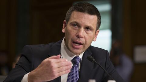 ¿Quién es Kevin McAleenan, el nuevo director interino del DHS nombrado por Trump?