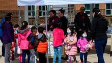 Casi el 40% de las familias latinas con niños en EEUU se enfrenta al hambre