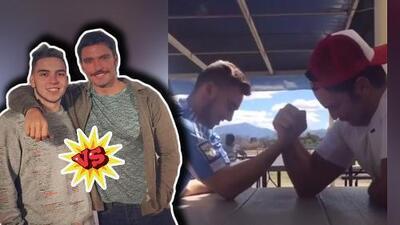 ¿Julián Gil o Julián Gil Jr.?, mira quién es el más fuerte de los dos