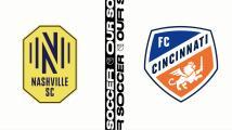 El resumen: Nashville SC rescata el empate ante FC Cincinnati con golazo de Randall Leal