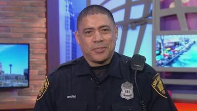 'Policía salsero': ''Siempre acostumbro compartir con la gente, esto no fue algo nuevo''