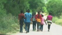 Thousands of unaccompanied minors arrive at U.S. – Mexico border