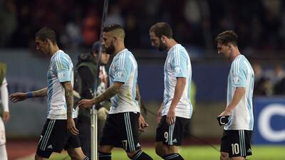 Gonzalo Higuaín no reportará con Argentina que sufre sexta baja para duelo ante el Tri