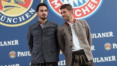 Hummels, Müller y Boateng en contra de la decisión del DT de Alemania de no convocarlos más