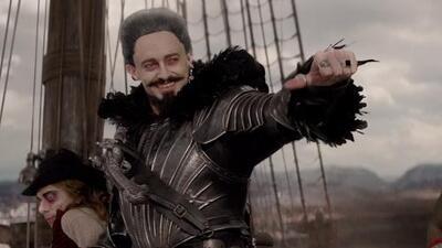 'Pan', mágica cinta con Levi Miller y Hugh Jackman