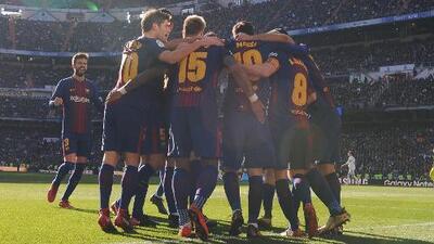 Con el Barcelona más líder que nunca, así quedó la tabla de La Liga tras el Clásico