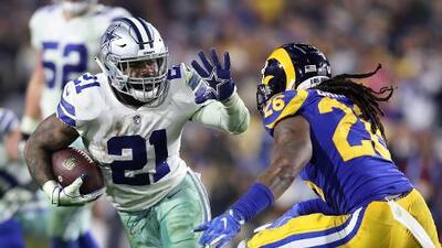 Rams y Cowboys jugarán un partido de pretemporada en Hawaii