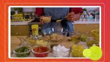 Prepara deliciosas brochetas de pollo con caldo de pollo Maggi