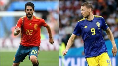 España vs. Suecia: un duelo que pone en juego un preciado invicto