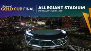 Concacaf confirma que Final de Copa Oro se jugará en Las Vegas