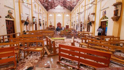 En un minuto: Sri Lanka señala a un grupo yihadista nacional tras los ataques que dejaron casi 300 muertos