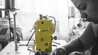 The needle revolution: why ex-combatants in Colombia are trading their guns for sewing machines