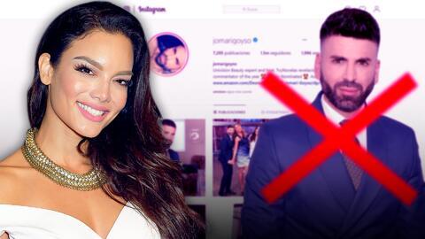 En un cara a cara: Jomari Goyso descubre que Zuleyka Rivera lo tenía bloqueado en Instagram