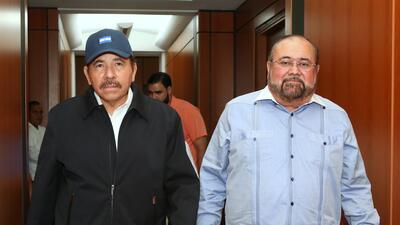 Desde que EEUU lo acusó de fraude hace 34 días, nadie ha visto a este magistrado nicaragüense