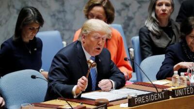 """Trump dice a la ONU (sin pruebas) que China ha intentado interferir en las elecciones porque """"no quieren"""" que los republicanos ganen"""