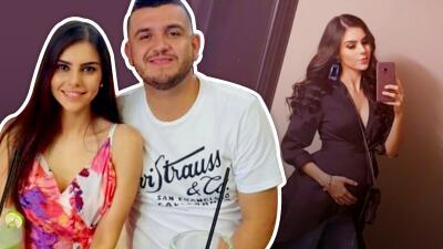 Edén Muñoz, vocalista de Calibre 50, debuta como papá y presenta a su hijo Emilio