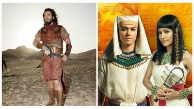 Vive una noche épica con 'José de Egipto' y 'La tierra prometida'