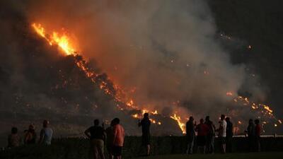 California ya ha gastado la mitad del presupuesto de 2018 para combatir los incendios
