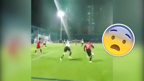 De aplaudir: el golazo a lo Messi de un niño de 12 años que se volvió viral