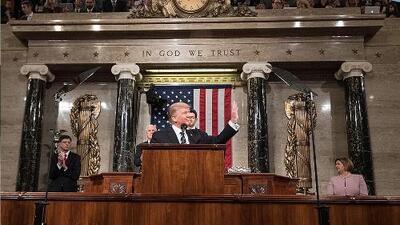 ¿En qué estado quedó la inmigración en el discurso de Trump?