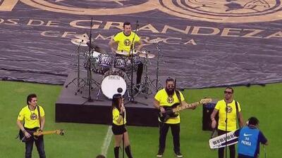 El tema musical de los 100 años del club América estuvo envuelto en un escándalo de plagio