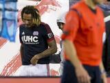 La lesión de Jermaine Jones no está confirmada y los Revs se acostumbran a jugar sin él