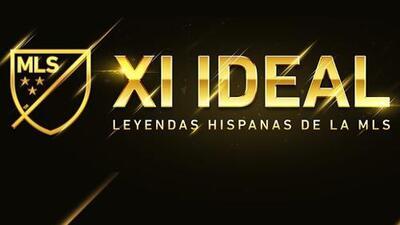 FutbolMLS.com y Univision Deportes te presenta el XI Ideal Leyendas Hispanas de la MLS