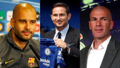 Frank Lampard y cracks que han sido ídolos de un club como jugadores y técnicos en Europa