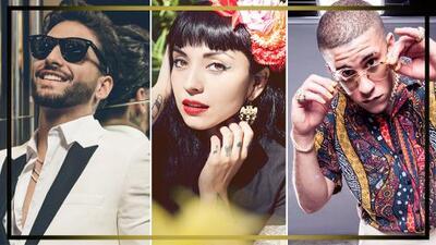 Maluma, J Balvin, Bad Bunny y Luis Fonsi entre los confirmados para presentarse en vivo en Latin GRAMMY 2017