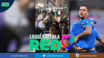 ¡A lo mexicano! Édgar Méndez disfruta del transporte público en la CDMX