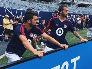 Así se preparó el MLS All-Star Game en Chicago