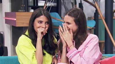 Así sorprendieron a Bárbara López y Macarena Achaga con la gran noticia para 'Juliantina'