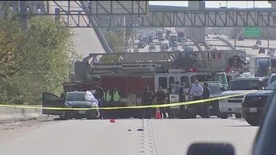 Aparente caso de ira al volante acaba con la vida de un hombre en la autopista 59 del norte de Houston