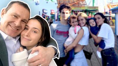 Este es el secreto de Alan Tacher para mantener una buena relación a distancia con Hannah (fotos)