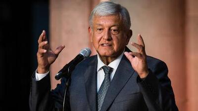 """""""No queremos confrontación"""", le dice AMLO a Trump tras la afirmación de que utiliza a México por seguridad"""