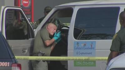 Autoridades buscan determinar los responsables de la muerte de un niño encerrado en una van frente a una guardería