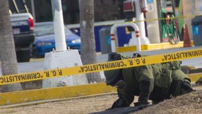 No cesa la violencia en México: van más de 20 muertos entre viernes y sábado