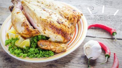 Ponle picante a tu cena de Thanksgiving