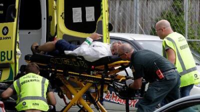 Ataque terrorista en dos mezquitas de Nueva Zelanda deja al menos 49 muertos
