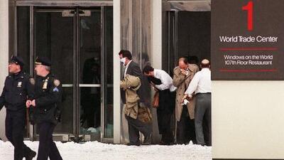 'Nueva York en un Minuto': Se cumplen 25 años del primer ataque a las Torres Gemelas